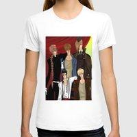 gundam T-shirts featuring Gundam Wing by artwaste