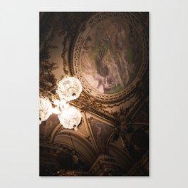Grand Ceiling Canvas Print