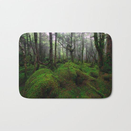 Enchanted forest mood III Bath Mat