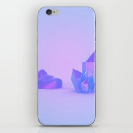 Each of Us is a Place iPhone Skin