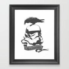 Vader's Expendables Framed Art Print