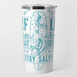 Big Bleu Design Stay Salty Travel Mug