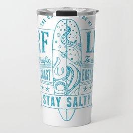 Big Bleu Design Stay Salty Travel Mug