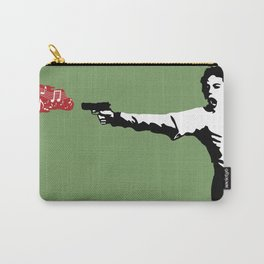 Smooth Criminal - MJ Jackson Carry-All Pouch