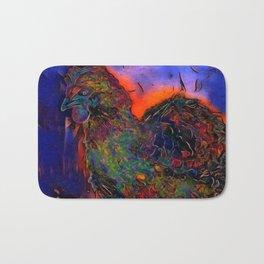 Chicken Bath Mat