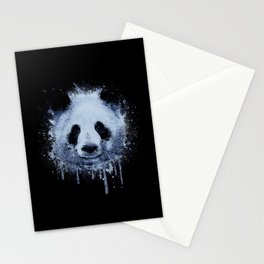 Painted Panda Stationery Cards
