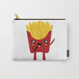 FRENCH FRIES SUPERSTAR SINGER Carry-All Pouch