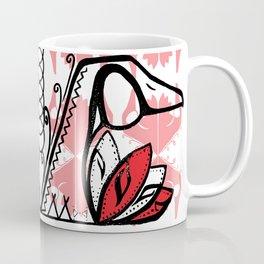 """""""Aroha, Love, Sajihiiwawin."""" Coffee Mug"""