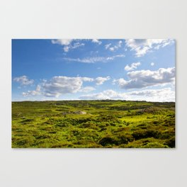 Howth hike Canvas Print