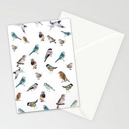 I love birds Stationery Cards