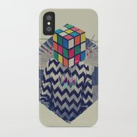 the xx iPhone & iPod Cases featuring XX by Steven Kline