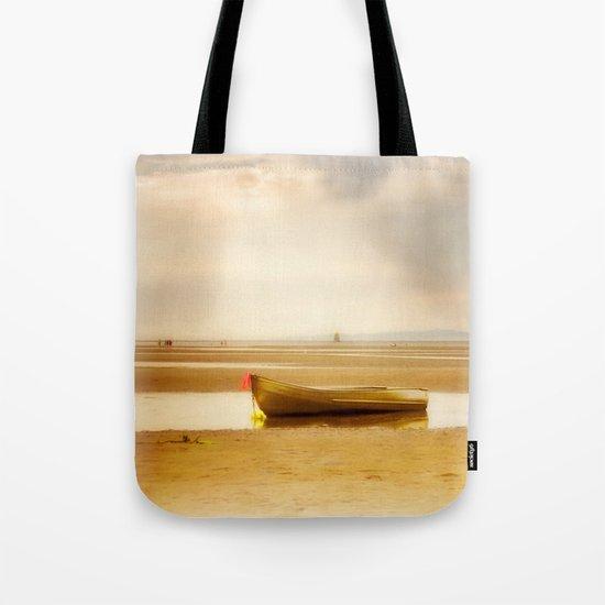White Rock Rowboat II Tote Bag