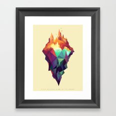 Magicae Lumos Framed Art Print