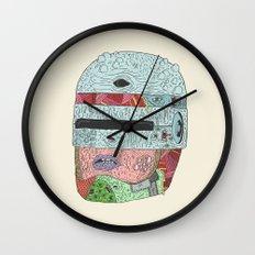 Gorebocop Wall Clock