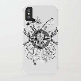 Spiritual Warrior iPhone Case
