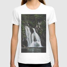 Secret Falls - Isle of Skye, Scotland T-shirt