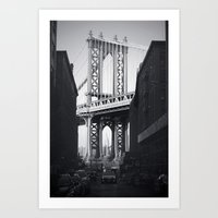 dumbo Art Prints featuring dumbo by remo