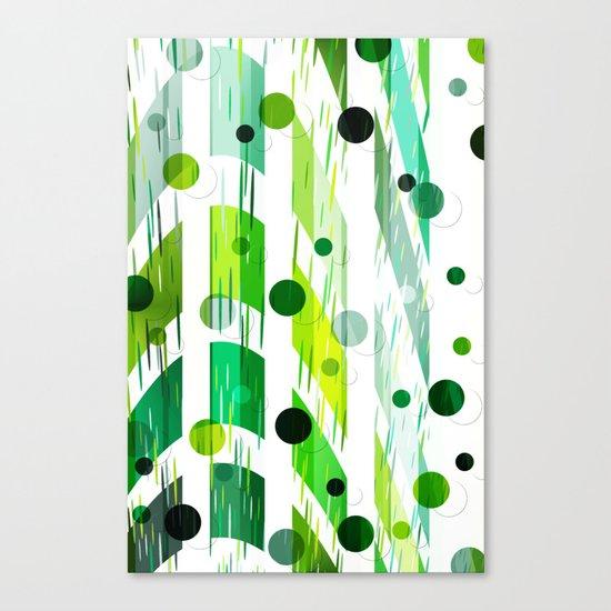 Pattern 2017 020 Canvas Print