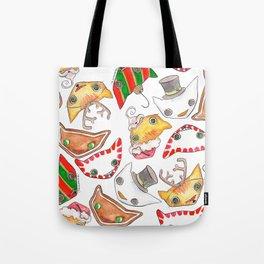 """Oro?"" Christmas Series Tote Bag"