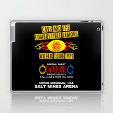 Cave & The Combustible Lemons Laptop & iPad Skin
