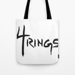 4 Rings Brush Tote Bag