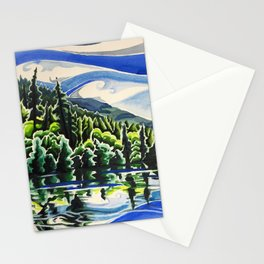 Going With the Flow Stationery Cards