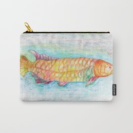 Peixe colorido (Colorful fish) Carry-All Pouch