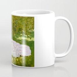 Springtime by Monet Coffee Mug
