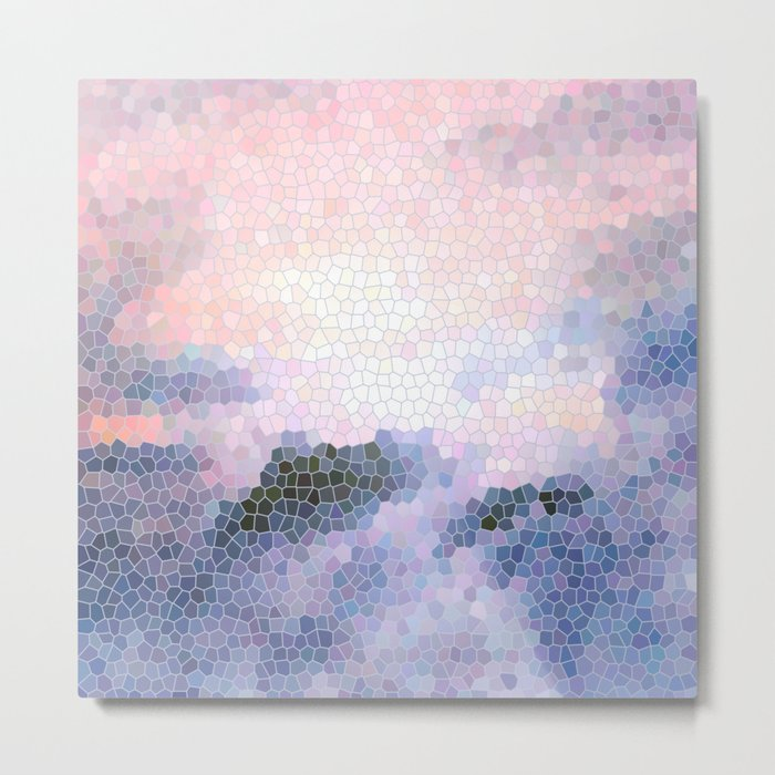 mosaic series °2 Metal Print