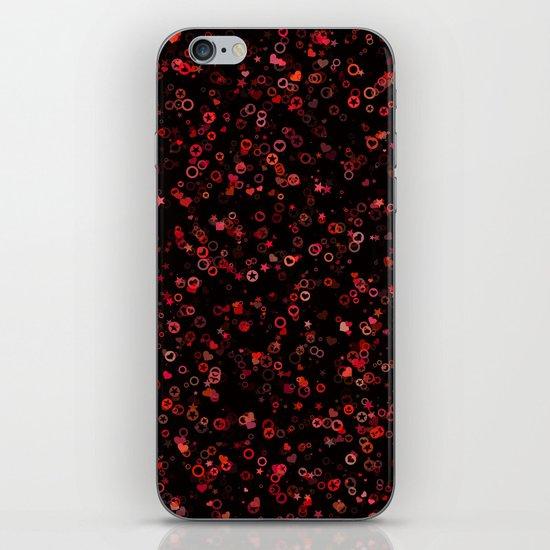 COLORS IV iPhone & iPod Skin