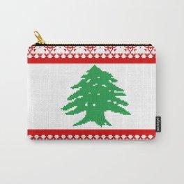 The Cedar - Christmas Edition Carry-All Pouch