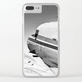 Douglas DC-3 Clear iPhone Case
