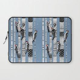 Woodpeckers Laptop Sleeve