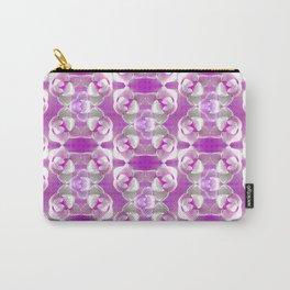 Magnoliama Glama (Purple) Carry-All Pouch