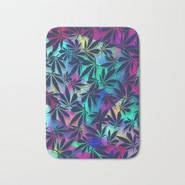 Cannabis is Beautiful Bath Mat