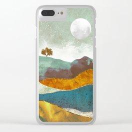 Night Fog Clear iPhone Case