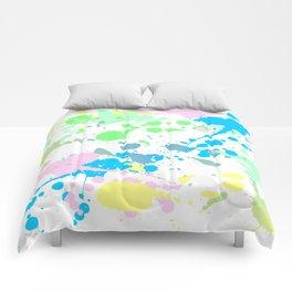 Paint Daubs (2) Comforters