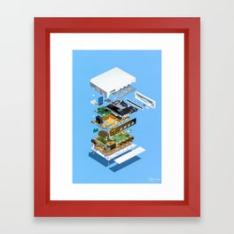 Assembly Required 2 Framed Art Print