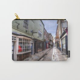 The Shambles Street York Carry-All Pouch
