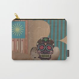 Threes Carry-All Pouch