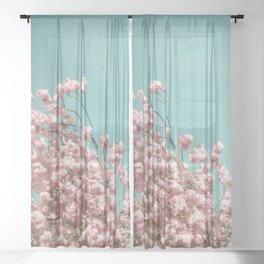 A Moment in Time Sheer Curtain