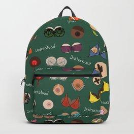 Sisterhood Understood Sisterhood - International Women's Day Backpack