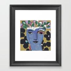 Goddess 2 Framed Art Print