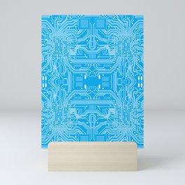 Circuit board Mini Art Print