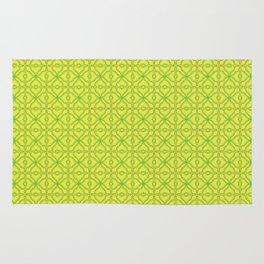 Patterns: Yellow Tiles Rug