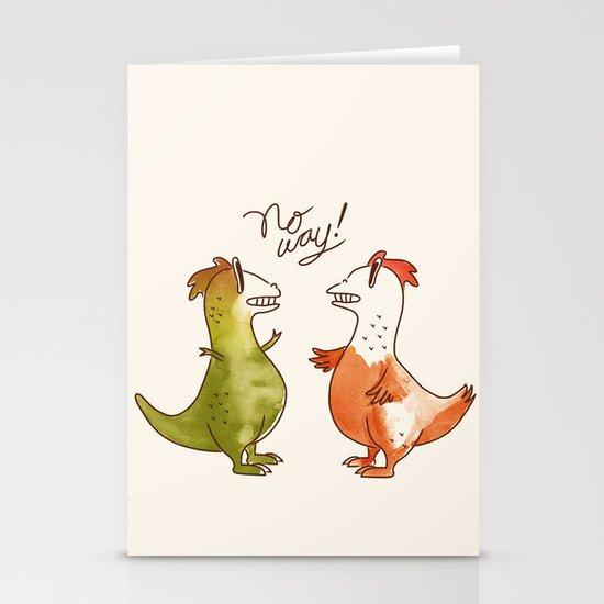 No Way! Stationery Cards