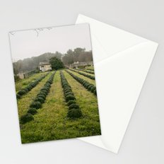 Van Gogh's View  Stationery Cards