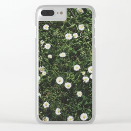 Daisies in Letchworth Clear iPhone Case