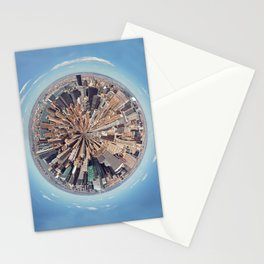 THE BIG APPLE Stationery Cards