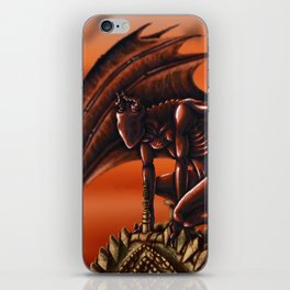 Night Gaunt iPhone Skin